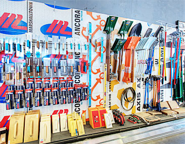 High quality building trade tools Western Corp Hardware trade centre