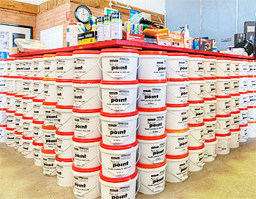 Roofing supplies available at Western Corp hardware Trade Centre Port Kennedy WA
